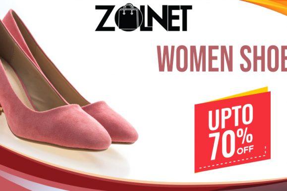 מבצעים רבים על נעלי נשים! עד 70% הנחה עם מותגים רבים